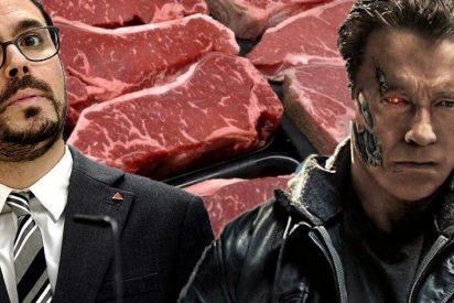 """""""Sayonara, baby"""": Los mejores troleos a Alberto Garzón por usar a Schwarzenegger en su campaña contra la carne"""