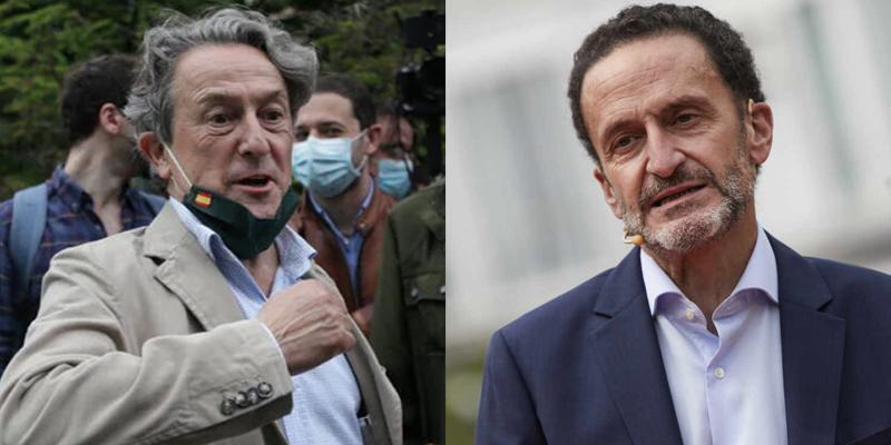 Edmundo Bal ataca a Díaz Ayuso por 'limpiar' Telemadrid y Tertsch le sacude