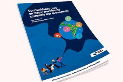 """Casa América-Madrid/ """"Informe macroeconómico de América Latina y el Caribe"""""""