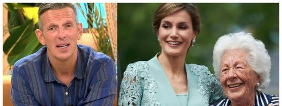 Sorprendente comentario de Joaquín Prat contra la reina Letizia por no acudir al entierro de su abuela