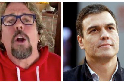 """Juan Muñoz ('Cruz y Raya') sopapea a Pedro Sánchez: """"Se pasa la democracia por el tapizado del escroto"""""""