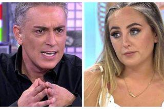 Kiko Hernández, el falso feminista, destroza a Rocío Flores por su físico