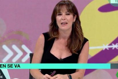 """El PSOE da las """"gracias"""" a Mamen Mendizábal (laSexta) y las redes estallan: """"Tapaos un poco"""""""