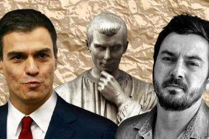 """Entrevista a Jorge Bustos: """"Pedro Sánchez es un intento de Maquiavelo comprado en los chinos"""""""