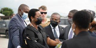 Así sobrevivió la esposa del presidente de Haití al magnicidio