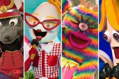 El final de 'Mask Singer 2':¿Por qué Antena3 ha maltratado tanto su concurso estrella?