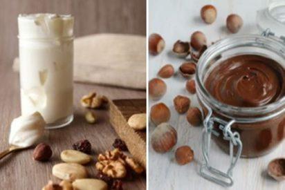 Nutella casera dos recetas