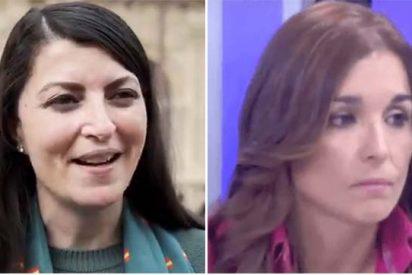 """El 'zasca' de Olona a Garrote (PSOE) por culpar a VOX del asesinato de Samuel: """"Nos estás escribiendo la querella tú solita"""""""