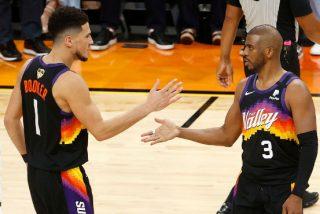 Los Suns golpean primero y se adelantan en las Finales de la NBA