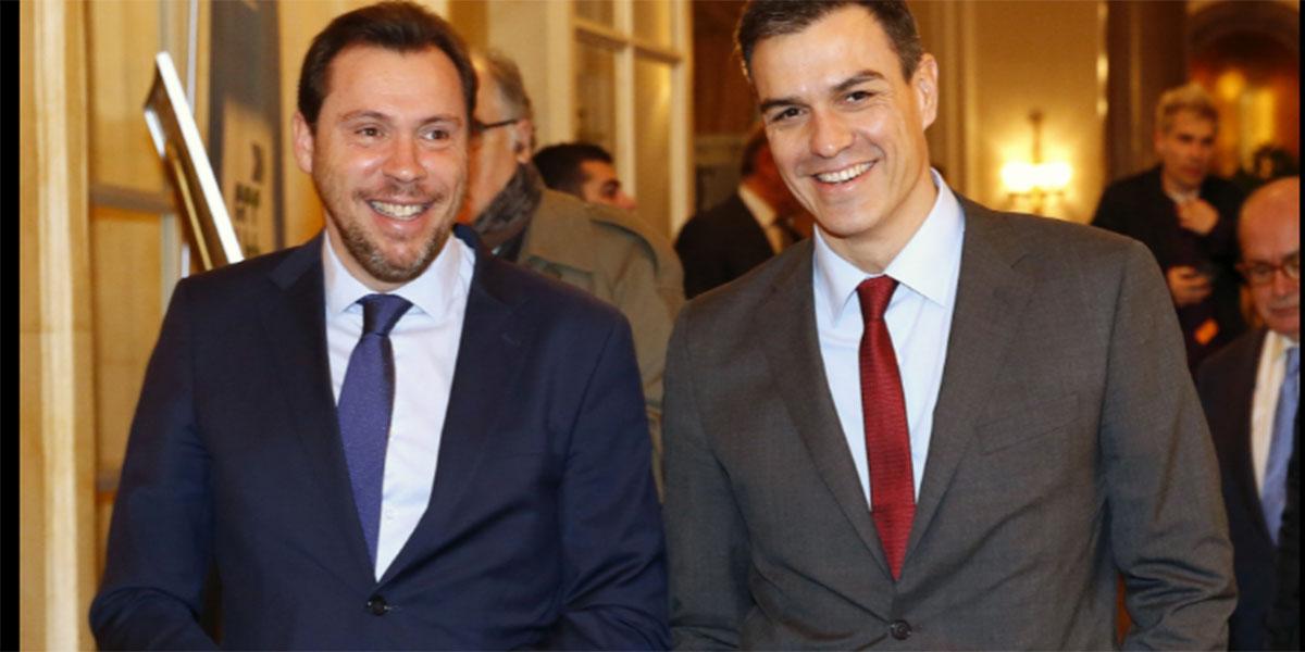 """Óscar Puente (PSOE) insulta a Toni Cantó: """"Es un mierda y un memo; va a cobrar por rascarse los huevos"""""""