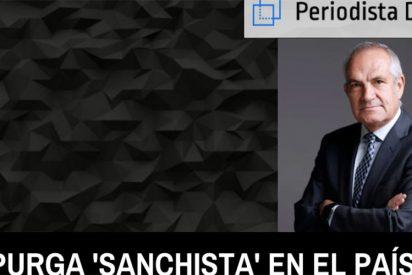 El despido de Antonio Caño confirma que El País es el diario independiente de la mañana... y ni un minuto más