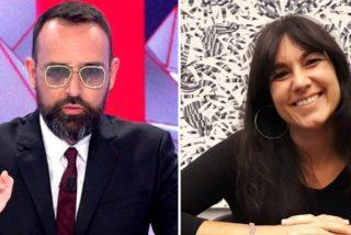 La 'mercenaria' catalana de Maduro, Arantxa Tirado, acusa a Risto de fingir el secuestro en directo de Dina Stars