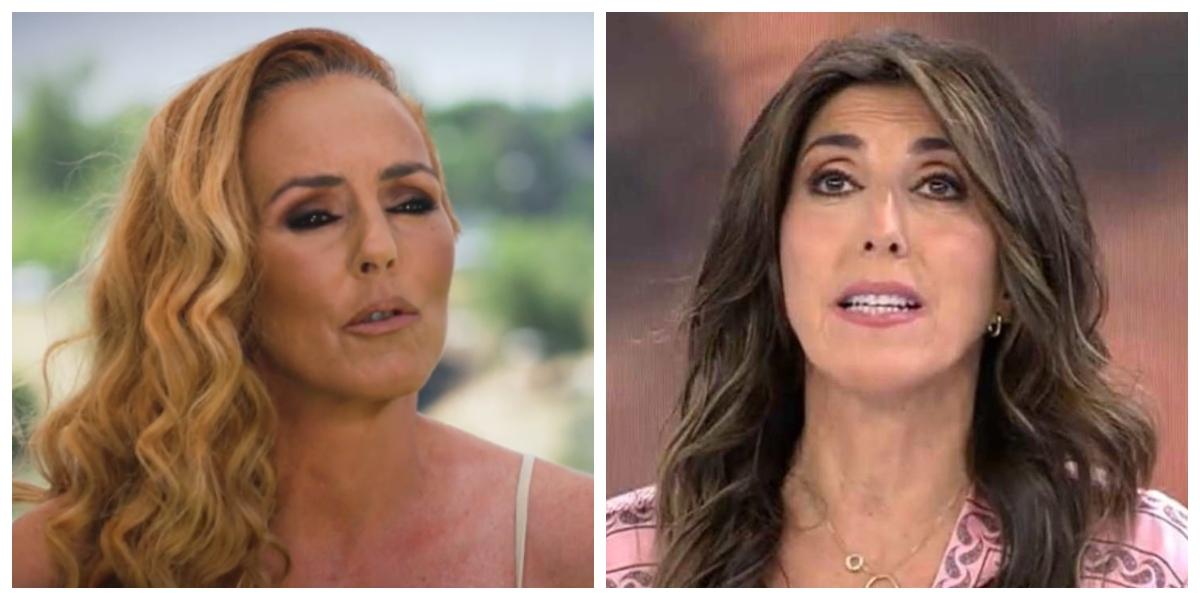 Paz Padilla pierde el norte y se pone 'chula' ante las advertencias de Rocío Carrasco