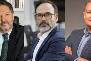 Los exdirectores Nieto (Vozpópuli), Rubido (ABC) y Garea (EFE) lanzan sus nuevos digitales