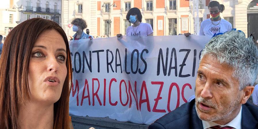 """Cristina Seguí: """"Los asesinos de Samuel llevan días identificados, Marlaska lo dejó cocer para sacar a sus brigadistas a la calle"""""""