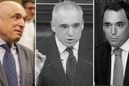 Los 10 descomunales chascos del nuevo secretario de Estado, Rafael Simancas, el socialista 'saco de boxeo'