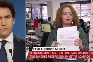Las pruebas del pufo de Alicia Gutiérrez y los chanchullos sindicales en Murcia para 'cargarse' a Teodoro García Egea
