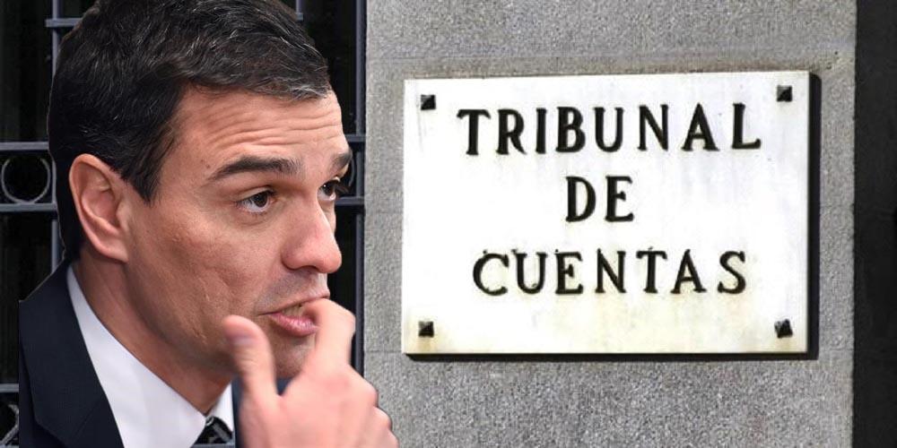 El Tribunal de Cuentas desafía a Pedro Sánchez ante las presiones del Gobierno a favor de los golpistas catalanes