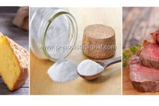 trucos de cocina fáciles con bicarbonato