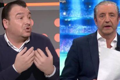 """Uría embiste a Pedrerol: """"Se está cargando el periodismo con el silencio del resto de periodistas"""""""