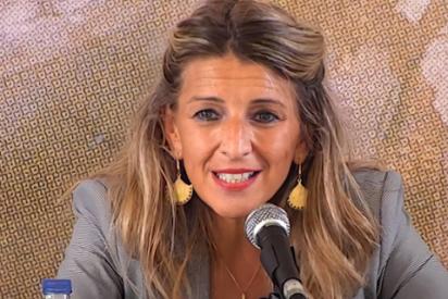 """Estas son las 'preocupaciones' de la podemita Yolanda Díaz: """"Abandonemos el término 'patria' por el del 'matria'"""""""