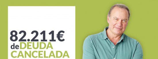 Repara tu Deuda Abogados cancela 82.211 € en Barcelona (Catalunya) con la Ley de la Segunda Oportunidad