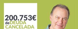 Repara tu Deuda abogados cancela 200.753€ en Barcelona (Cataluña) con la Ley de Segunda Oportunidad