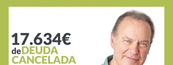 Repara tu Deuda abogados cancela 17.634€ en Ferreries (Menorca) con la Ley de Segunda Oportunidad