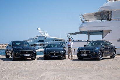 OK Mobility incorpora Maserati a su flota top premium