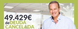 Repara tu Deuda Abogados cancela 49.429€ en Denia (Alicante) con la Ley de la Segunda Oportunidad