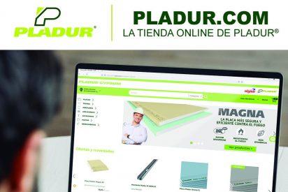 Digitalización y crecimiento: Pladur® hace balance del primer año de vida de la tienda online PLADUR.COM