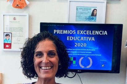 El centro online Formación Carpe Diem es galardonada en los Premios Excelencia Educativa