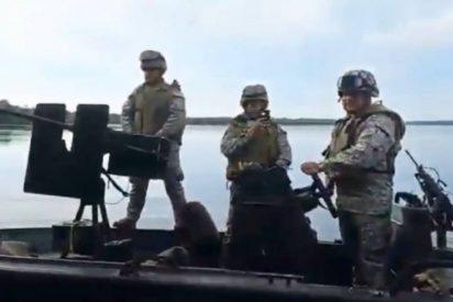 Maduro envía a militares a Colombia para acosar a comerciantes en Guainía