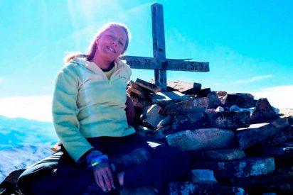 La increíble historia de una montañista que cayó por un barranco y estuvo perdida tres días