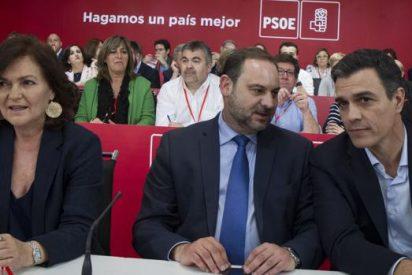 ¡Más cara que espalda! Sánchez, Calvo, Montero, Ábalos y un ministro de Podemos se embolsaron en plena pandemia 137.000 € en dietas