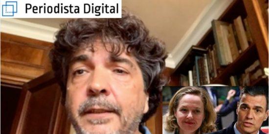 """Mario Garcés: """"Tenemos que conocer el costo de esas vacaciones de Sánchez que le pagamos"""""""