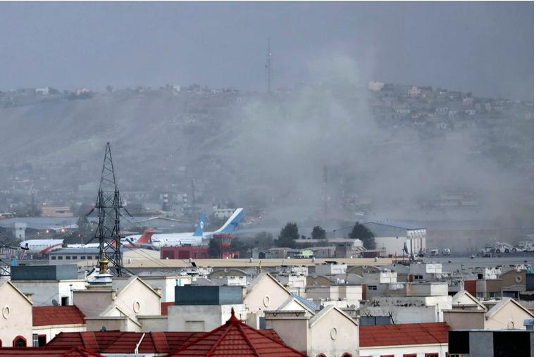 Disparan cohetes contra aeropuerto de Kabul a dos días del fin de la retirada de EEUU