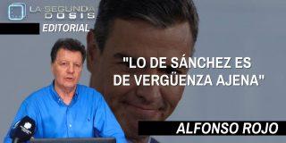 """Alfonso Rojo: """"Lo de Sánchez con Afganistán es de vergüenza ajena"""""""