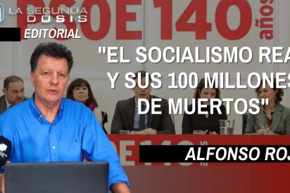 """Alfonso Rojo: """"El socialismo real y sus 100 millones de muertos"""""""