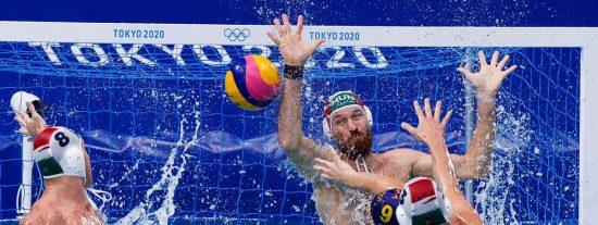 El waterpolo masculino se ahoga ante Hungría (9-5) y deja a España con las mismas medallas que en Río 2016