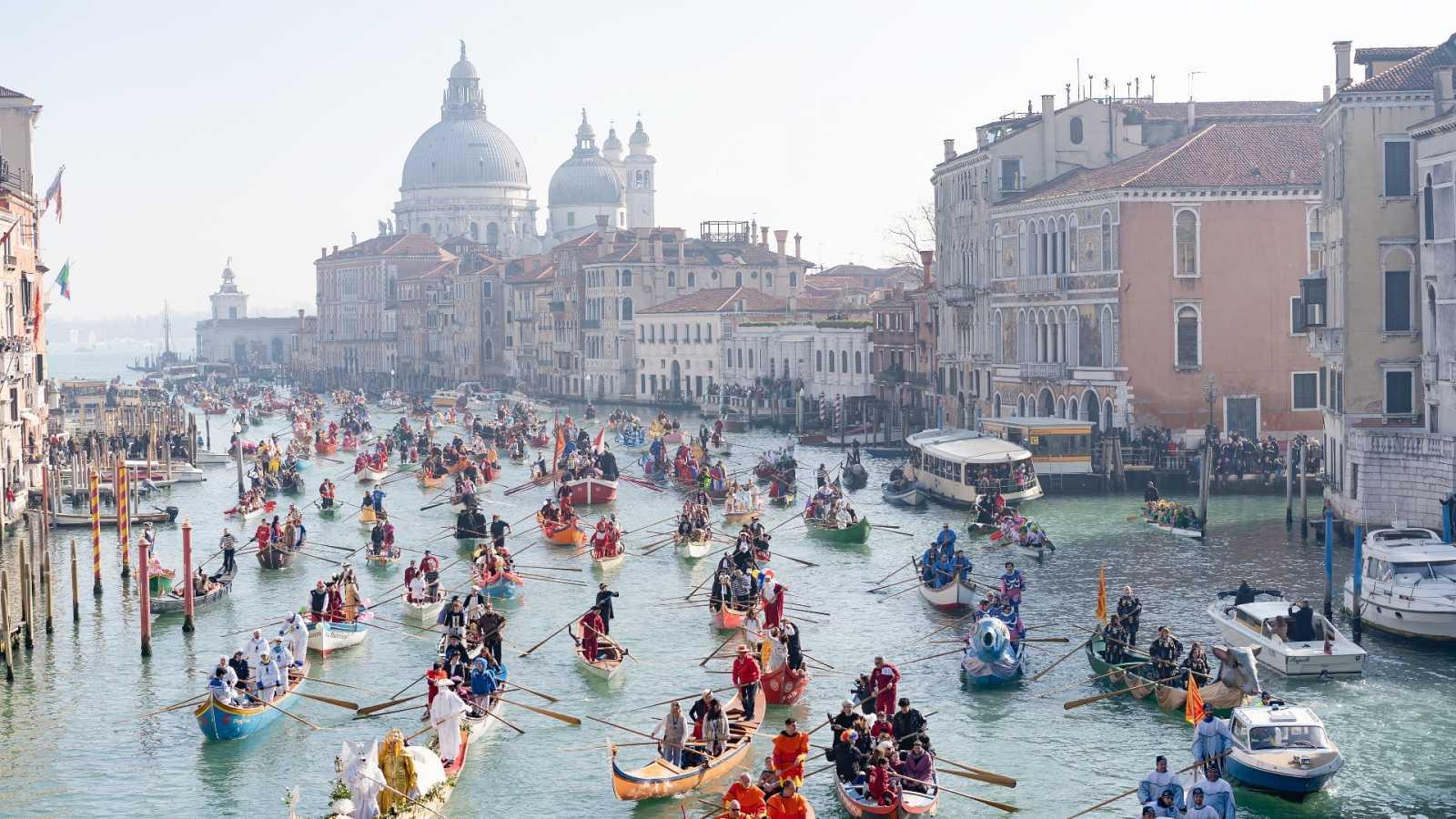 Venecia cobrará una entrada de 10 euros a los turistas que quieran visitar la ciudad