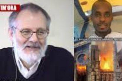 El inmigrante ruandés que incendió la catedral de Nantes asesina al cura que lo acogió