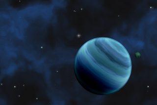 Exoplanetas: más grandes que la Tierra, con océanos y atmósferas ricas en hidrógeno