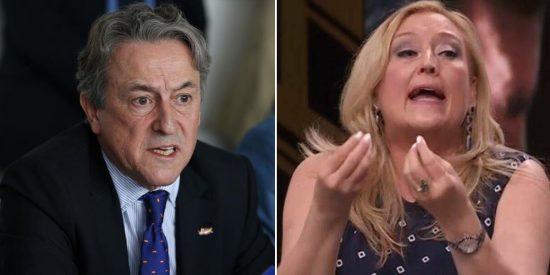 Hermann Tertsch sacude a Elisa Beni, 'odiadora' de El Fary: «Reduccionista, pretenciosa, tan tonta...»