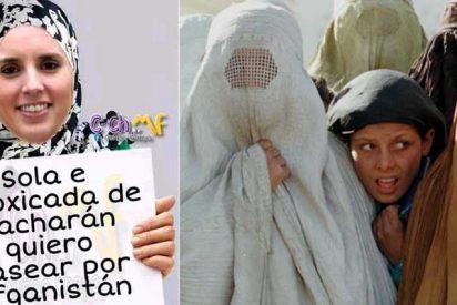 """Losantos ridiculiza al feminismo talibán de Montero y su panda: """"Kabul debería ser la tumba del patriarcado"""""""