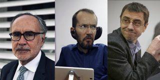 La crítica del exjefe de prensa de Casa Real a Pablo Iglesias que escuece a Monedero, Echenique y Maestre