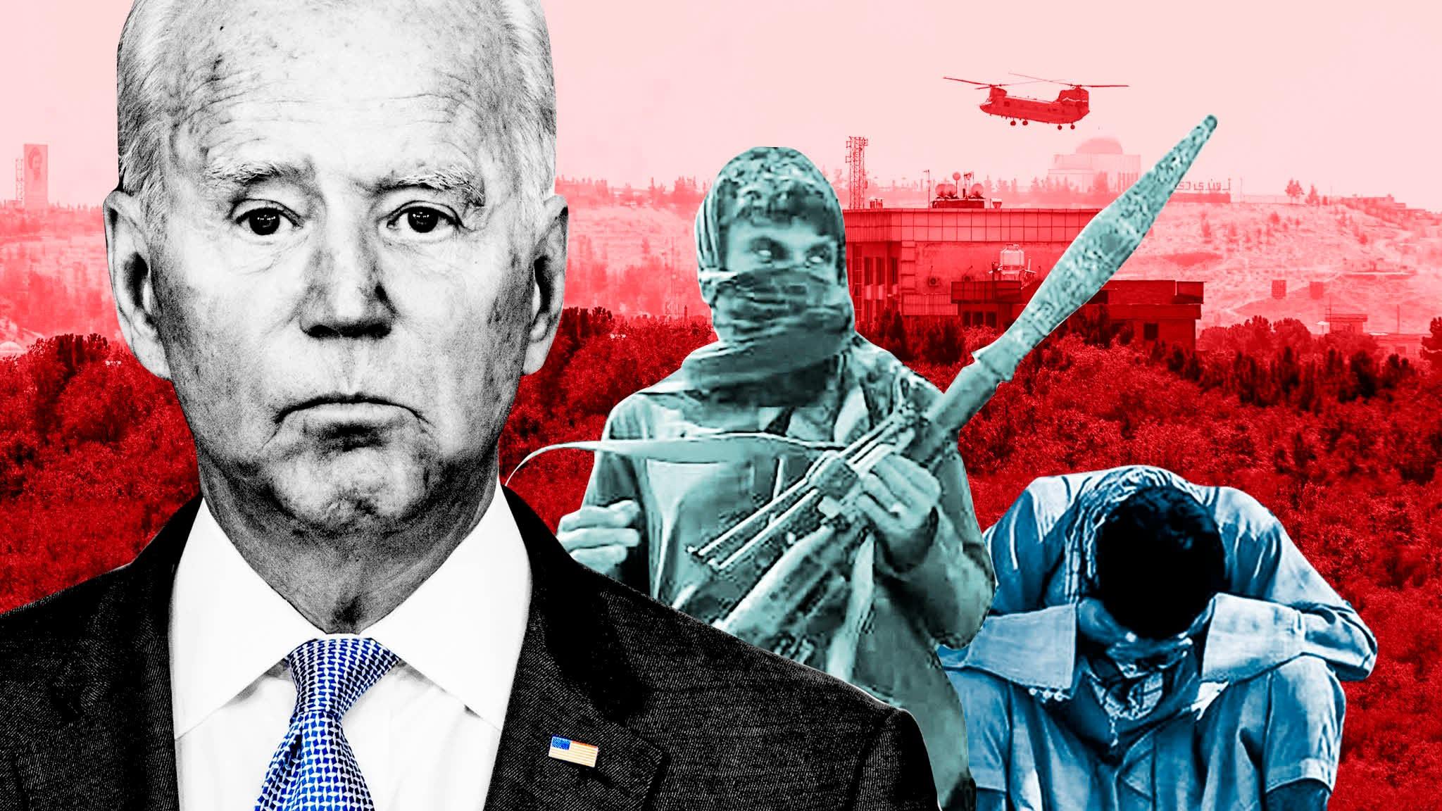 Biden ordena ataques contra líderes del Estado Islámico, tras el asesinato de 13 marines en Kabul