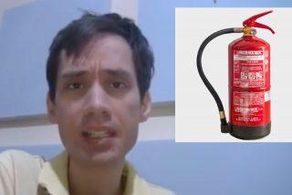 El Extintor: Juan F. Lamata abrasa el trasero a unos cuantos periodistas progres