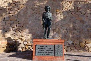 Nadie gritó en Mellila '¡a mi la Legión!', para salvar al Comandante Franco