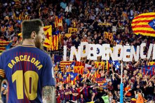 Messi, el ídolo de la Cataluña independentista que nunca quiso decir una palabra en catalán